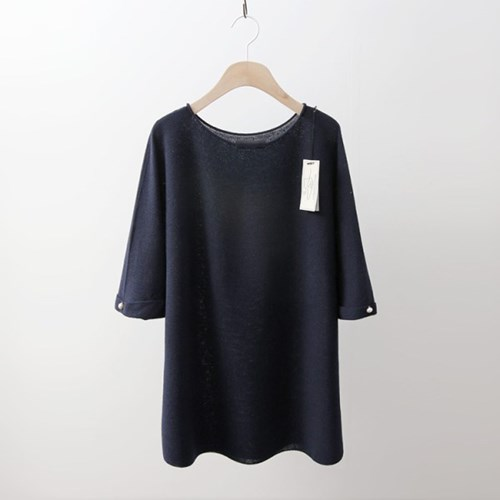 Hoega Linen Pearl Knit