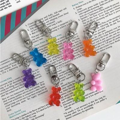 Jelly Bear Key Chain 젤리곰키체인