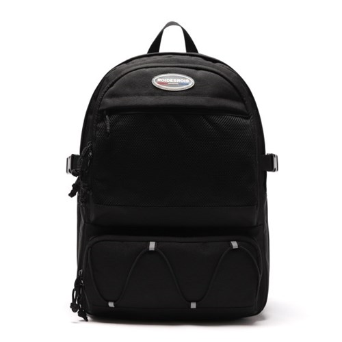 [로아드로아]ROIDESROIS - R RUBBER LABEL OMG BACKPACK_(1048006)
