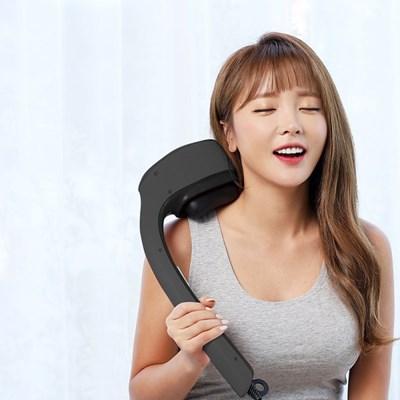 [브람스] 홍진영의 어깨척 초진동 마사지기, 어깨&목 안마기