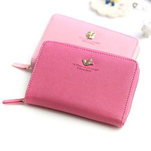 지퍼월렛(M) ver.2 Pink