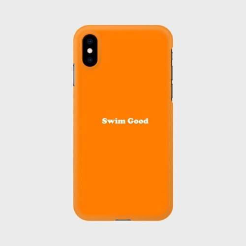 스윔굿 스몰 핸드폰 케이스 오렌지