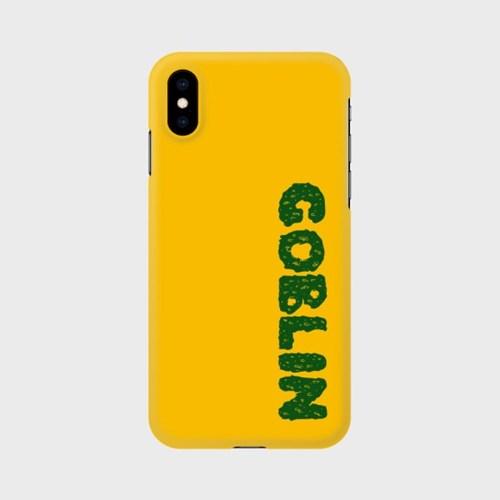 고블린 핸드폰 케이스 옐로우