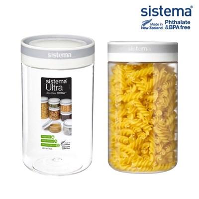 [시스테마] SI 트리탄 울트라 원형 보관용기 1.2L_(835353)