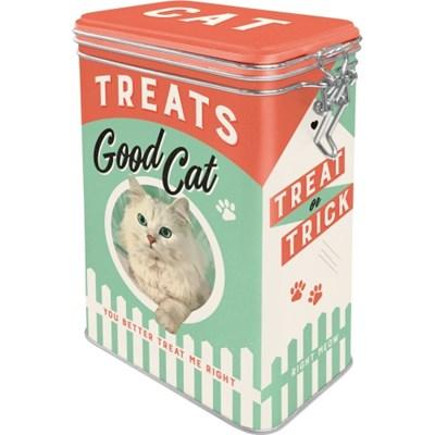 노스텔직아트[31107] Cat Treats Good Boy