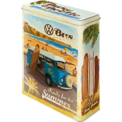 노스텔직아트[30317] VW Bulli, Beetle - Ready for the Summer