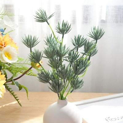 펀청옥부쉬 35cm FAIBFT 조화 녹색식물 그린_(1334847)