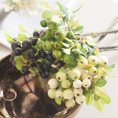 열매베라번들o 30cm FAIBFT 조화 녹색식물 그린_(1334650)