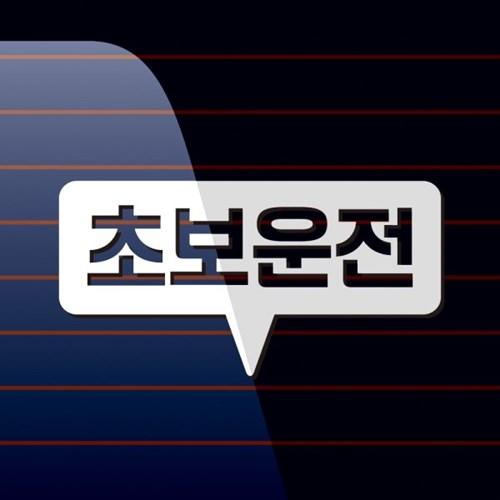 캐찹 자동차스티커 말풍선 초보운전_03