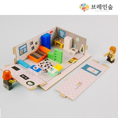 [공간영역&인테리어]DIY 내 방 만들기-유럽스타일_(2020348)