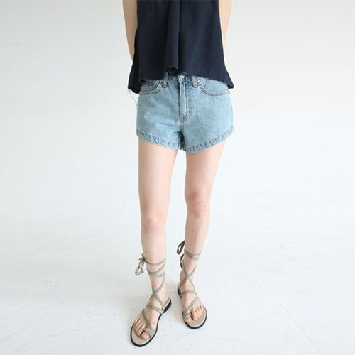 summer denim short pants_(1285751)