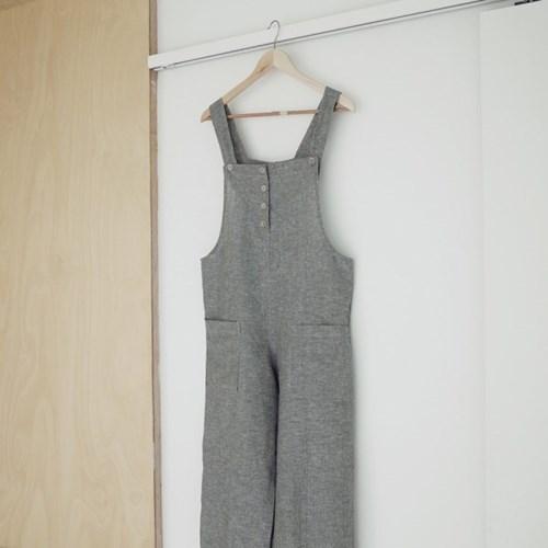 easy jumpsuit (stripe)