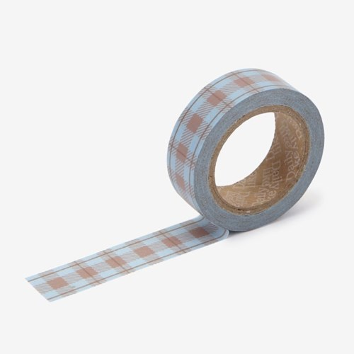 Masking tape single - 160 Vintage check