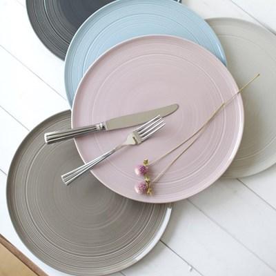 로얄애덜리 라이닝 - 12인치 접시 (5color)_(2739305)