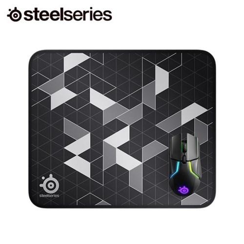 스틸시리즈 Qck Limited Edition 정품 마우스 패드_(1601492)