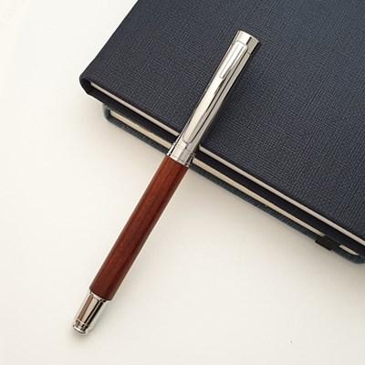나모 로즈우드 수성 펜, 이니셜 각인 서비스, 수제 펜