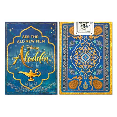 [영화기념덱]알라딘 캐릭터카드