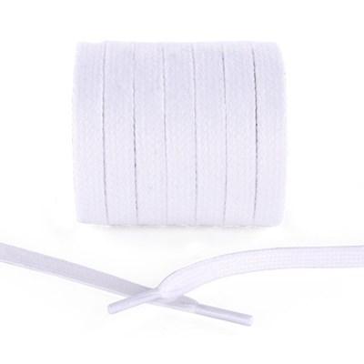 슈닥터 플랫 슈레이스(운동화끈) WHITE