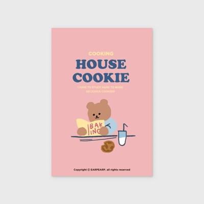 Cookie bear-pink(엽서)_(1206784)