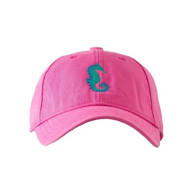 [Hardinglane]Adult`s Hats Seahorse on Bright Pink
