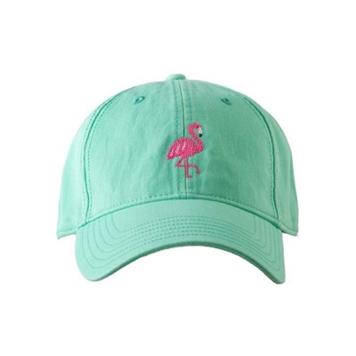 [Hardinglane]Adult`s Hats Flamingo on Keys Green