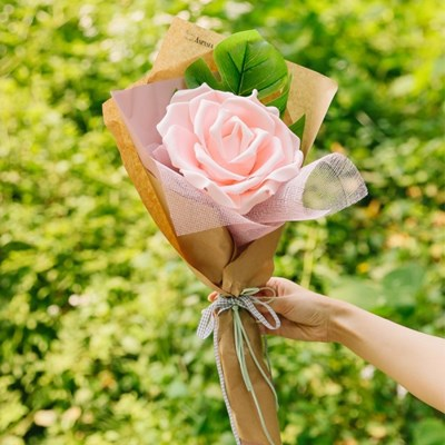 비에비 한송이 꽃다발(중)