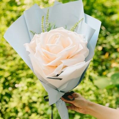 비에비 한송이 꽃다발(대)