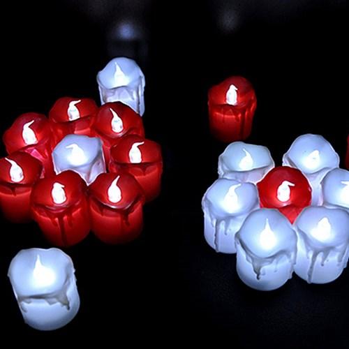 LED장식양초(소형) 2종_(1337594)