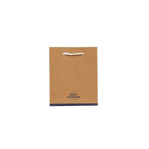 1000 심플 크라프트 쇼핑백(140x70x170mm)_(2577620)