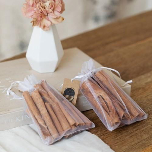 시나몬 매니아를 위한 향낭 주머니 / 인테리어 소품 데코용