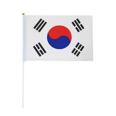 태극기 미니국기 깃발(30x20cm)_(1337925)