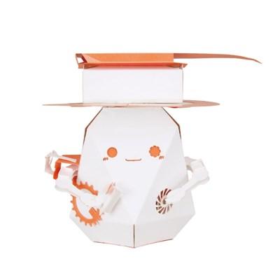 [로보트리] 움직이는 종이로봇 로빗 연어초밥 Sake