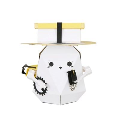[로보트리] 움직이는 종이로봇 로빗 계란초밥 타마