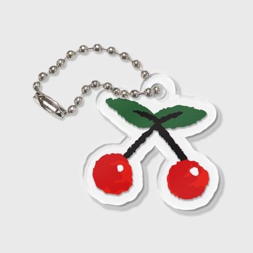 Dot cherry(키링)_(1212149)