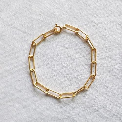 Kiss Me Chain Bracelet - Silver925
