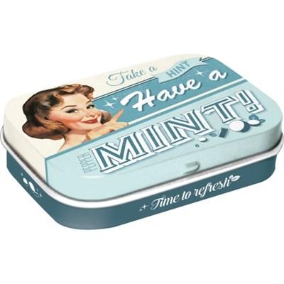 노스텔직아트[81350] Have a Mint