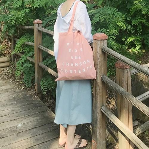 [소행섬] 마디트 에코백 (3color)