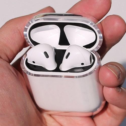 airpods 에어팟 투명 하드 케이스 (1세대, 2세대)