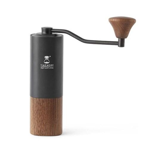 타임모어 밤톨 커피 그라인더 - 블랙_(1166355)