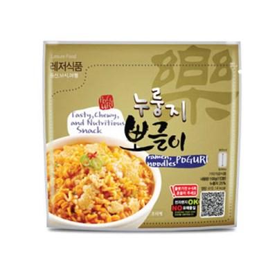 레저식품 누룽지뽀글이 전투식량 비상식량 라면밥 간편식사