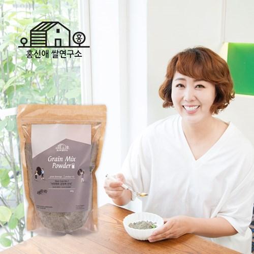 [홍신애쌀연구소] 서리태 검정깨선식400g x 2봉_(1060923)