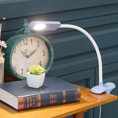 몬스터램프 집게형 LED 책상스탠드 B타입