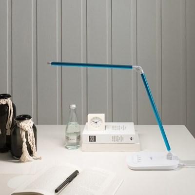 몬스터램프 긴목 LED 책상스탠드 12단 무드 연출