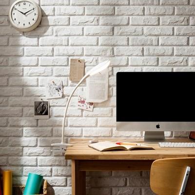 몬스터램프 집게형 LED 책상스탠드 A타입