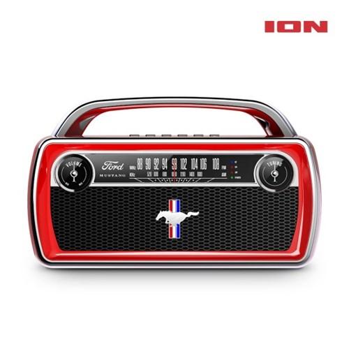 [정품] ION Mustang stereo 아이온 머스탱 스테레오 블루투스 스피커