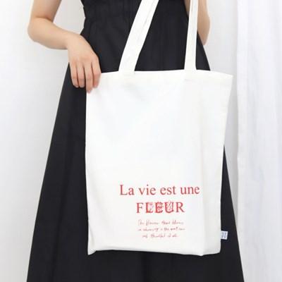 Cotton bag (Fleur 3)