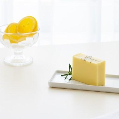 이즈솝 레몬 베르가못 수제비누