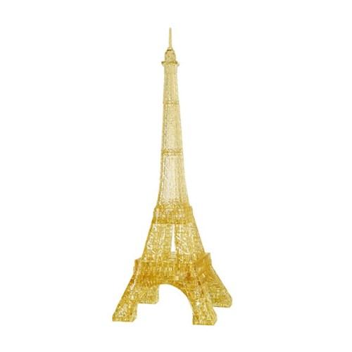 96피스 크리스탈퍼즐 - 에펠탑 (골드)