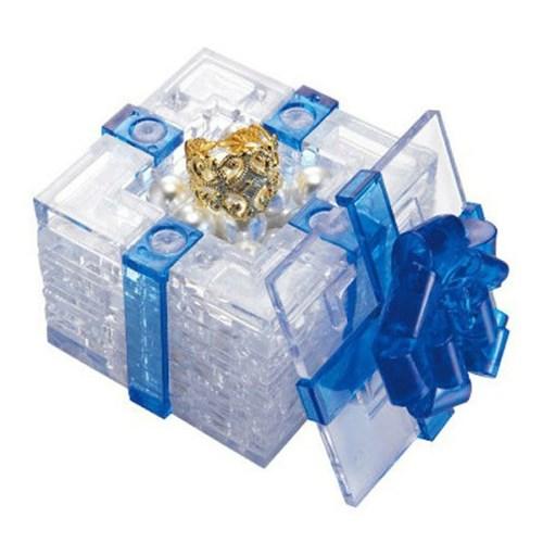 38피스 크리스탈퍼즐 - 선물상자 (블루)