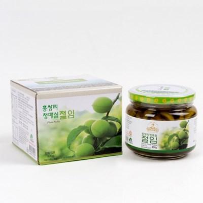 홍쌍리 유기농매실 매실절임 430g / 매실장아찌